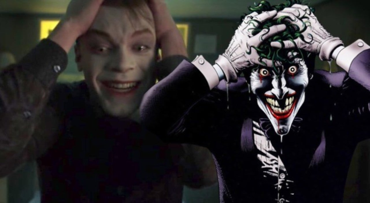 Joker Batman Gotham