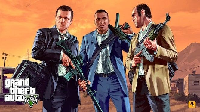 Rockstar Makes Surprise Grand Theft Auto V: Premium Online