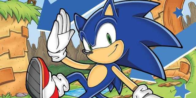 Guide to Sonic Comics - Cover