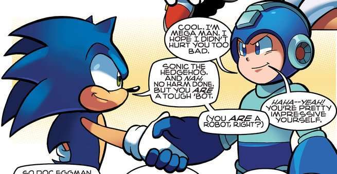 A Beginner's Guide to Sonic in Comics