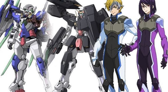 Image of: Blooded Orphans Gundam Additions Comicbookcom Mobile Suit Gundam 00 Reveals New Characters Mecha