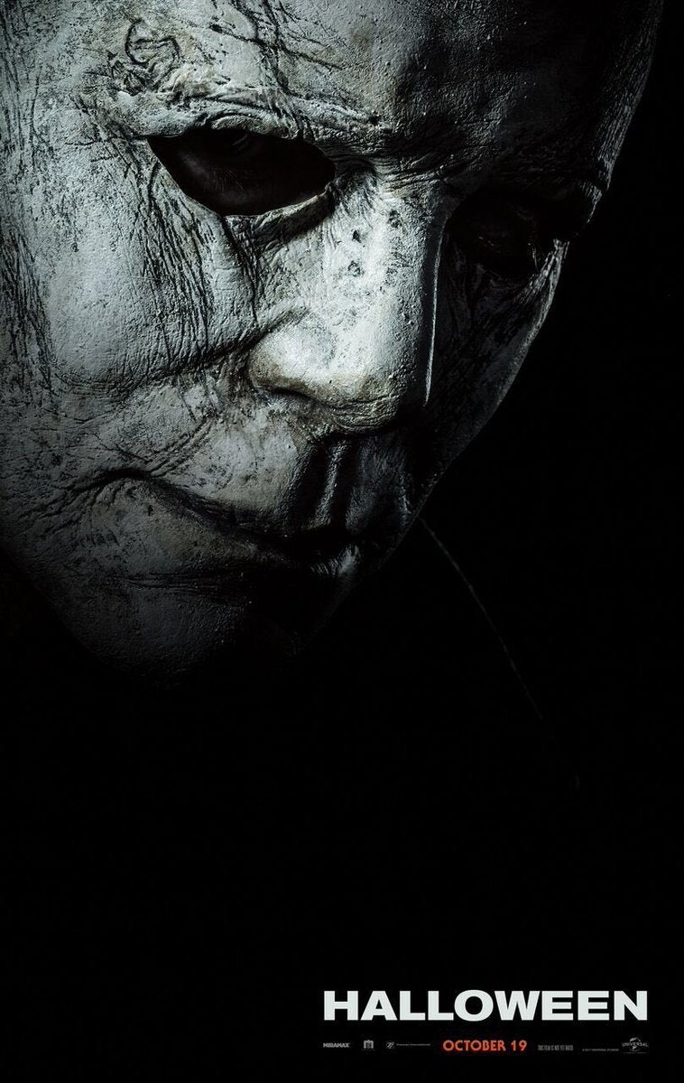 New 'Halloween' Poster Reveals an Aged Michael Myers