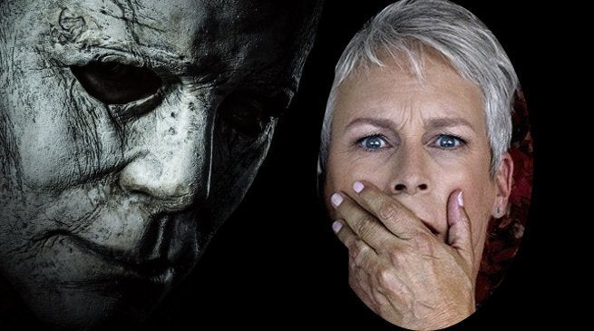 'Halloween': Jamie Lee Curtis Unmasks First Trailer At CinemaCon