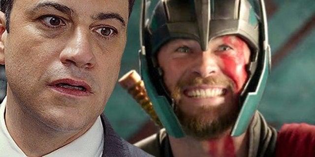 'Avengers: Infinity War's Chris Hemsworth Says He'll Appear On 'Jimmy Kimmel' For One Reason
