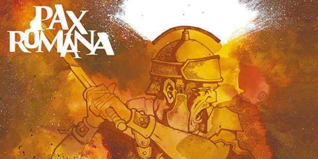 Hickman Comics for TV - Pax Romana