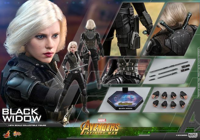 Hot Toys - AIW - Black Widow Collectible Figure_PR21