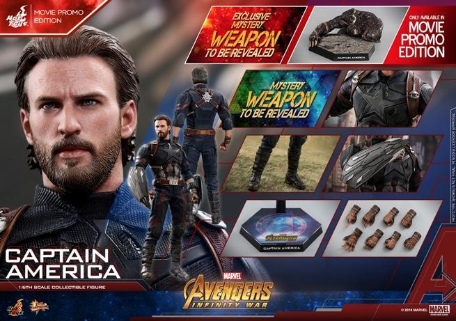 Hot Toys - AIW - Captain America collectible figure (Movie Promo)_PR16