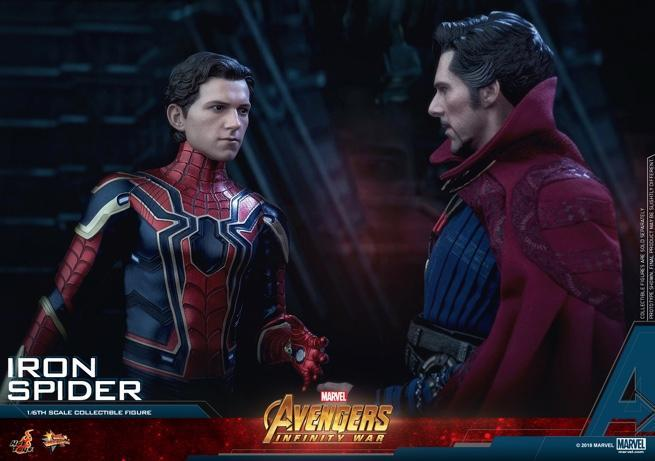 Hot Toys - AIW - Iron Spider collectible figure_PR13
