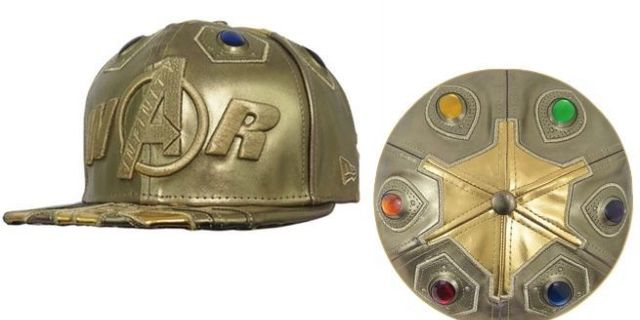 4da74a3090f ... closeout the avengers infinity war infinity gauntlet hat lets everyone  know whos in .. c6156