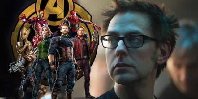 james-gunn-avengers-infinity-war