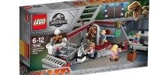 Jurassic Park 25th Anniversary LEGO Set