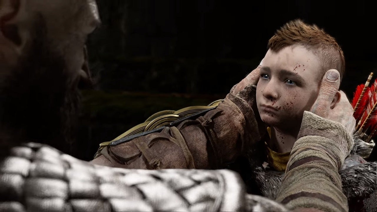 God Of War Almost Cut Atreus From The Game Entirely