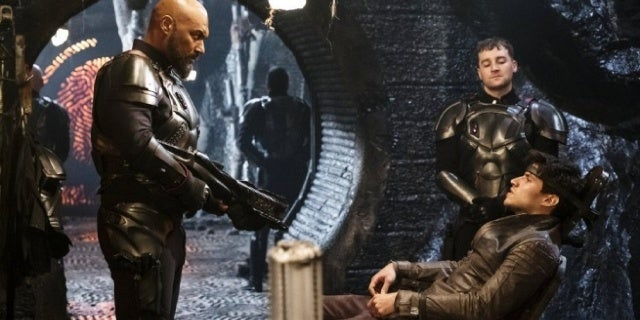 krypton the word of rao colin salmon