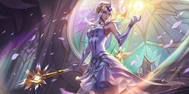 League of Legends Lux