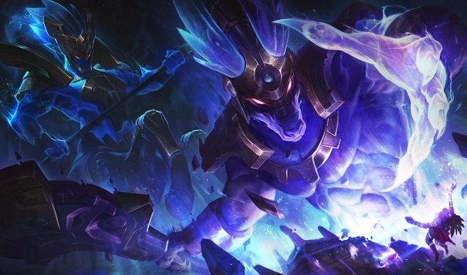 League of Legends Worldbreaker Nasus