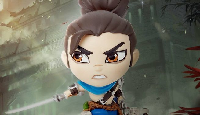 League Of Legends Unveils New Yasuo Figure