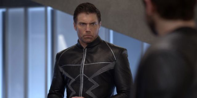 Marvel's Inhumans Black Bolt Anson Mount