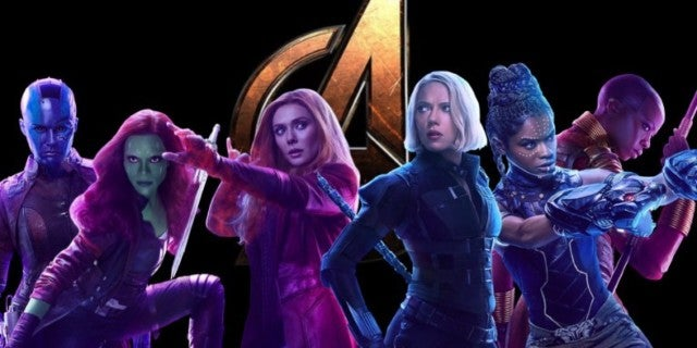 Marvel Studios All Female Movie ComicBookcom