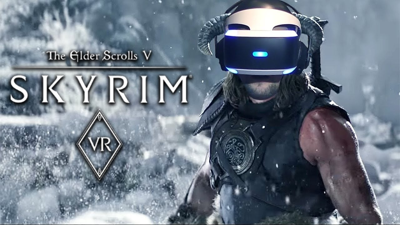 Skyrim VR Mod Lets You Unleash Your Voice Commands IRL