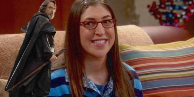 Mayim Bialik Reacts to Meeting Mark Hamill