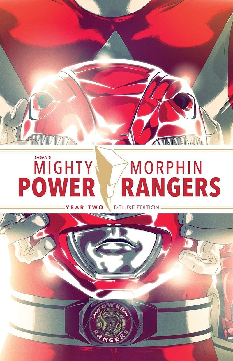 Mighty-Morphin-Power-Rangers-Year-Two-Edition