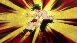 My Hero Academia Kota Punches Izuku in the Crotch Dick Penis Nuts