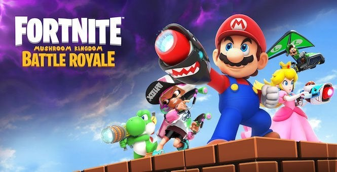 This nintendo switch fortnite story may have just won april fools day nintendo fortnite stopboris Images