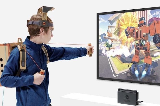 Nintendo Labo Will Become A