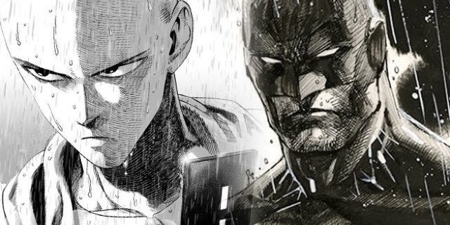 one punch man jim lee