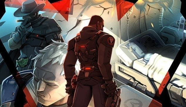 Overwatch S Latest Comic Is All About Reaper And Blackwatch