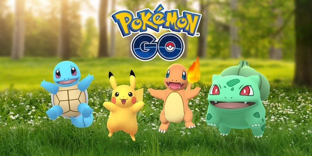 Celebrate Kanto's Pokedex With The Newest Pokemon Go Event