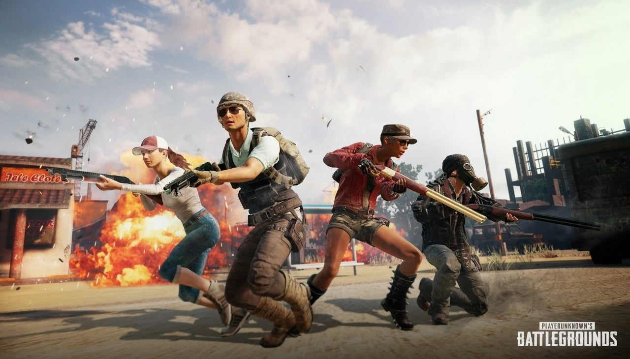 Pubg Sanhok Wallpaper 4k: PUBG Quietly Adds New War Mode On PC, Respawns Added (UPDATED