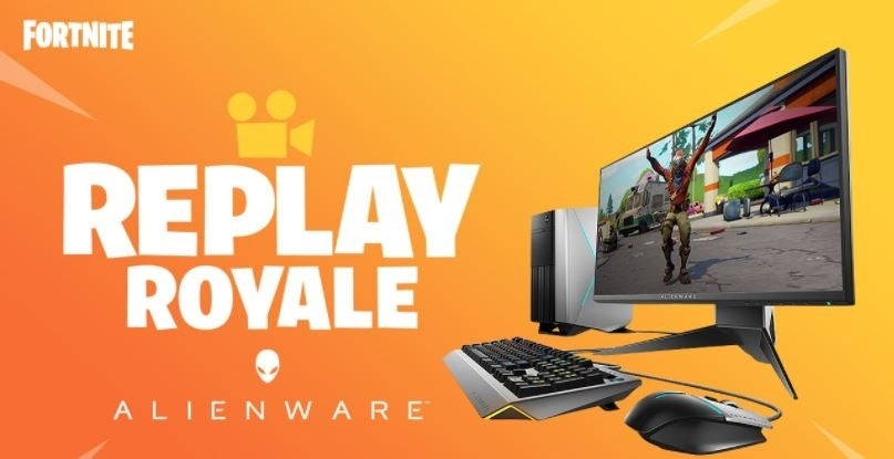 Fortnite Replay Royale Make A Sick Replay Video Win A Gaming Pc