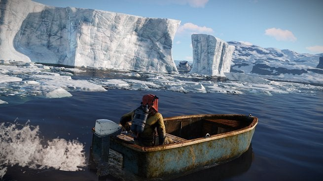 Rust Update Adds Boats And More
