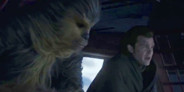 solo a star wars story han chewbacca