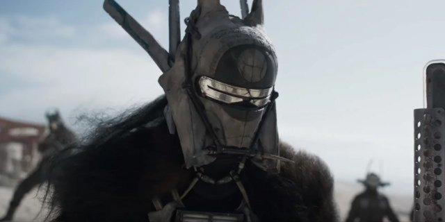 'Solo: A Star Wars Story' Villain Enfys Nest Might Be Female, Again