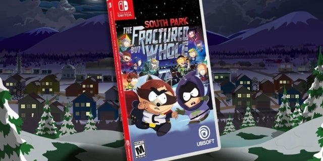 South Park The Fractured But Whole Added to Nintendo EShop
