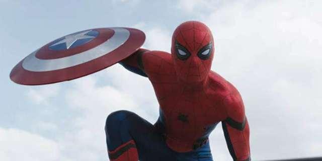 spider-man suit tom holland