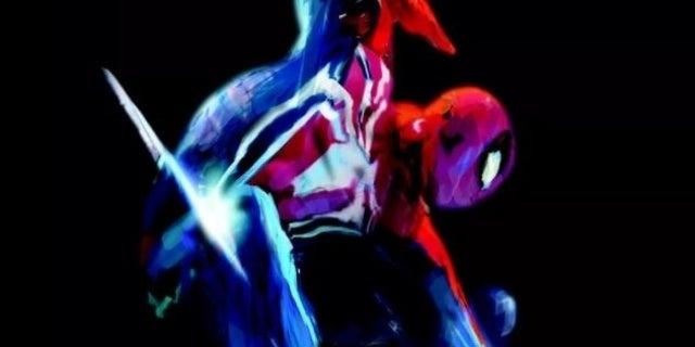spider-man tie in