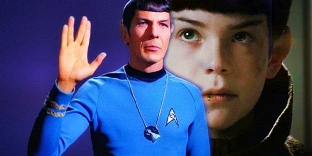 Spock Star Trek Discovery