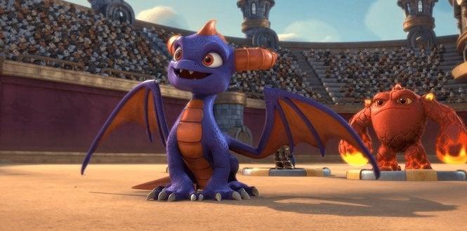 spyro character dragon