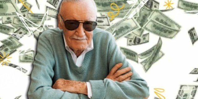 Stan Lee Suin Ex Business Manager