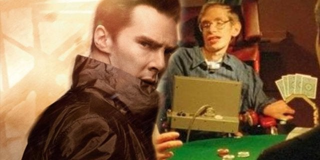 Star Trek Benedict Cumberbatch Stephen Hawking