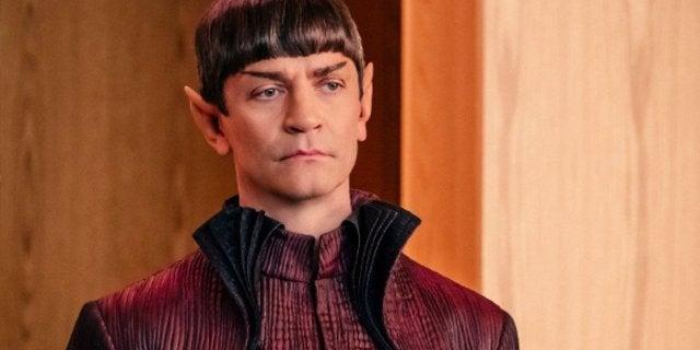Star Trek Discovery Sarek