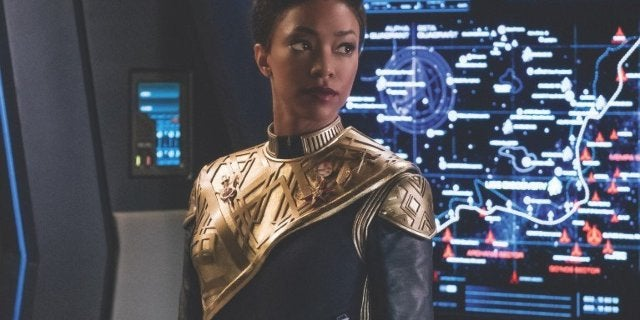 Star Trek Discovery Succession #1