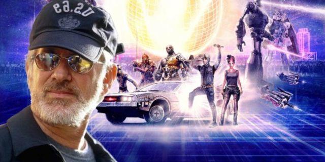 Steven Spielberg Ready Player One ComicBookcom