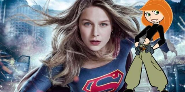 supergirl kim possible