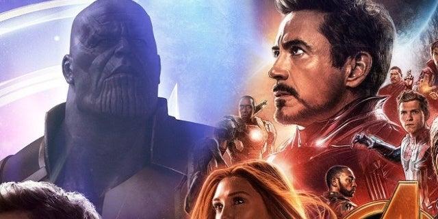 thanos avengers infinity war poster