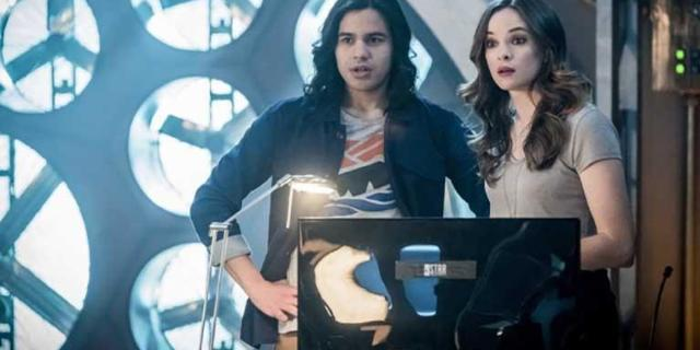 the flash null and annoyed easter eggs