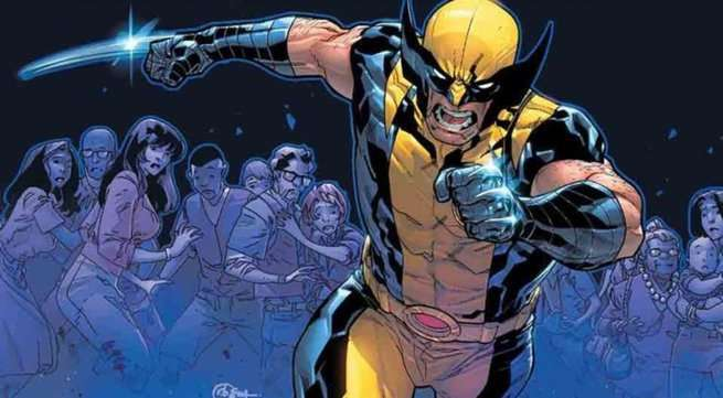 The Return of Wolverine - Cover
